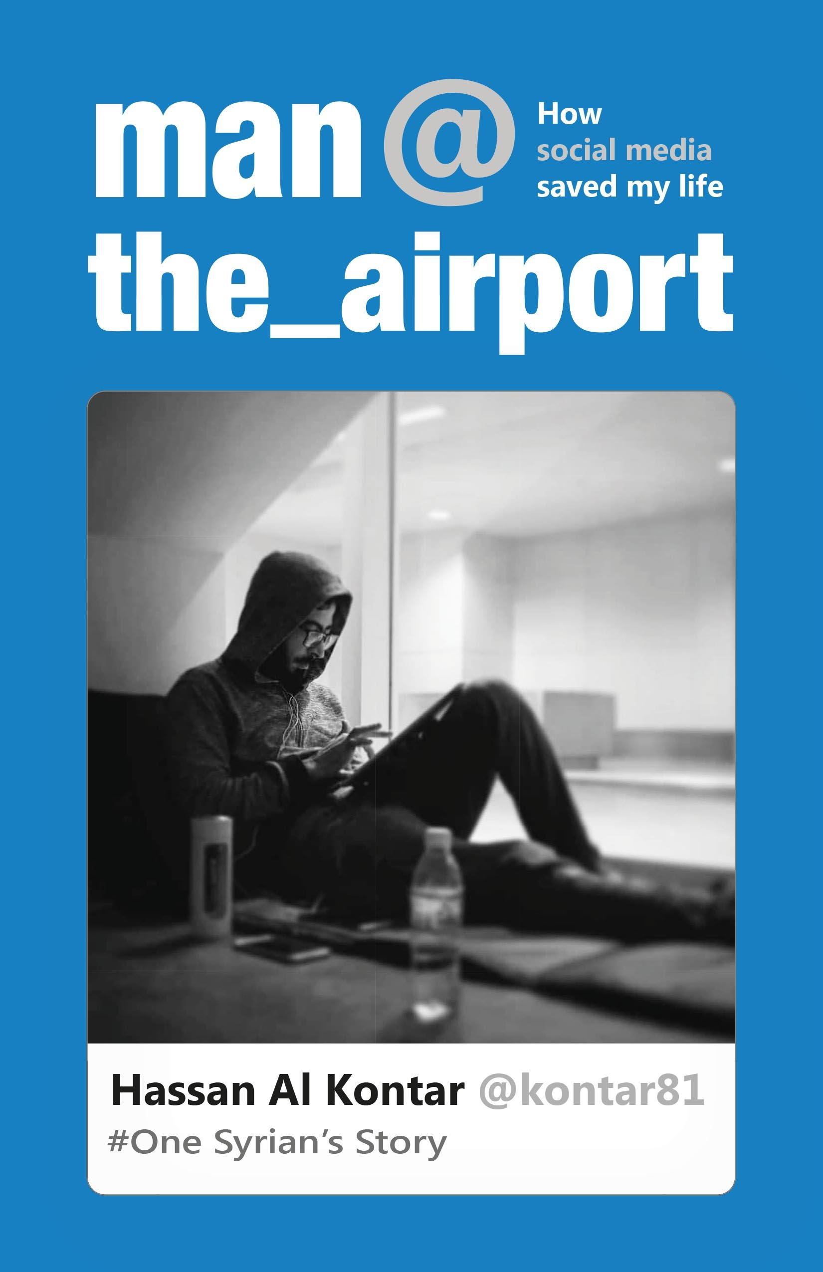 Man at the Airport book cover